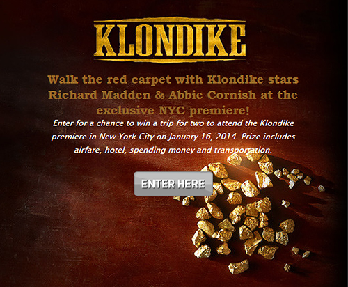 Klondike Premiere Contest