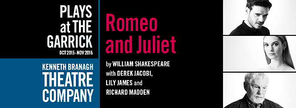 Romeo and Juliet at the Garrick
