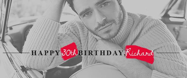 Happy Birthday Richard!